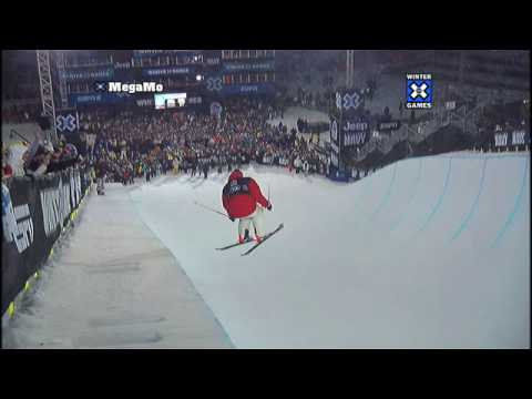 Kevin Rolland Ski SuperPipe Gold