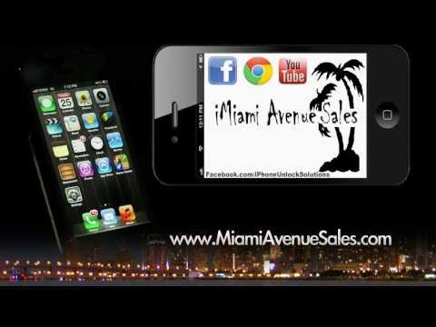 How To Unlock IPhone 4s All IPhone 4S Carrier(Sprint/Verizon/AT&T/ALL ...