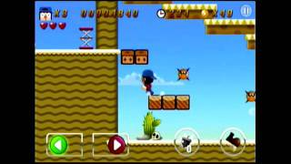 Super World Adventures Mario tarzı iphone oyunu - iPhoneOyna.com