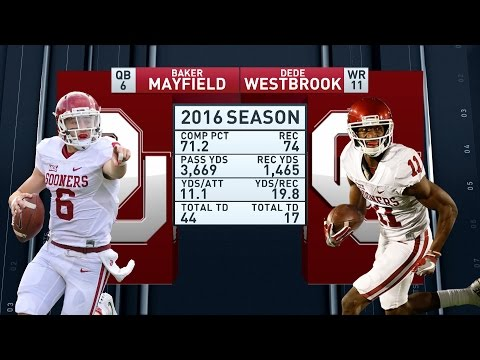 Inside College Football: Dede Westbrook and Baker Mayfield Heisman preview
