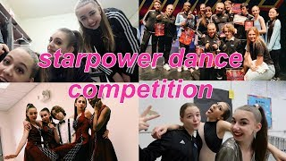 my first dance competition EVER! starpowertalent