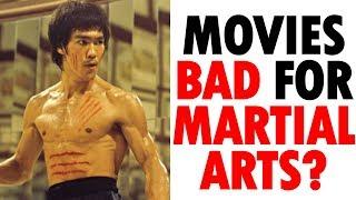 Are Martial Arts Movies BAD for Martial Arts? • Martial Arts Journey