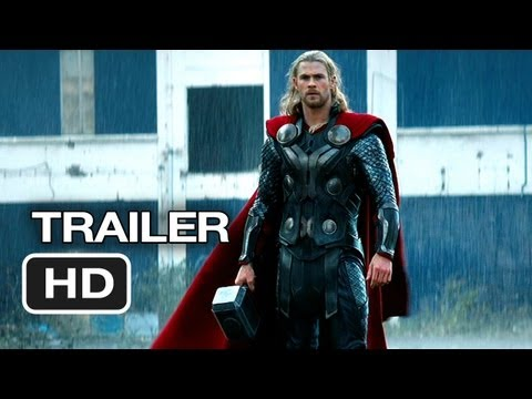 Thor The Dark World Official Trailer 1 2013 Chris Hemsworth ...