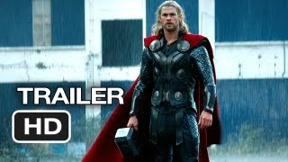 Thor: The Dark World (2013) - Official Trailer
