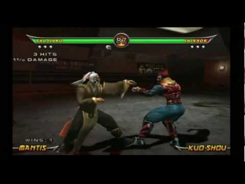 Mortal Kombat Armageddon PlayStation 2 Review (1080p)