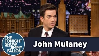 John Mulaney Shares His Best Heckle Story