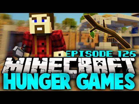 Minecraft Hunger Games: handy Dandy Fetching Sticks! - Ep 126 video