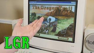 Let's Talk Edutainment (and play the 1993 Oregon Trail)