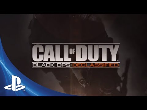 0 Preview: Call of Duty Black Ops: Declassified provides the definitive portable shooter experience