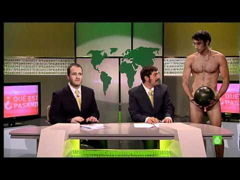 SLQH - Gonzalo se ofrece a correr desnudo
