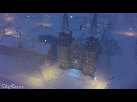 Winter Storm 2015 Cullman, AL