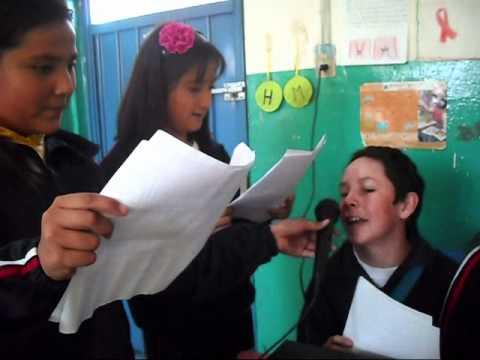 GUIÓN DE RADIO proyecto 3 bloque 1 6°A oct-2011