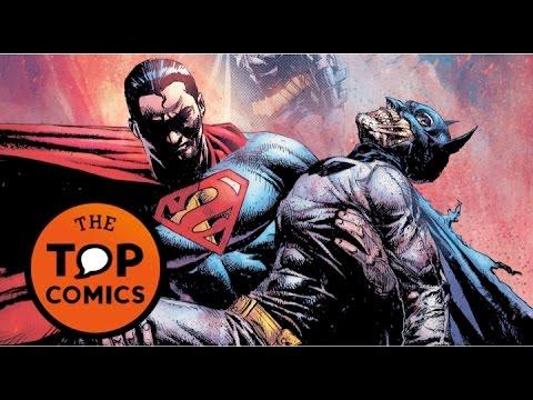 Top 9 muertes violentas en los comics