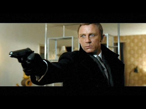 spectre: Titel Des Neuen James Bond-films video