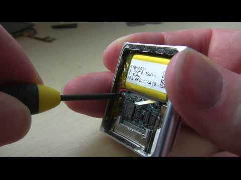 POV DIY Nano Ipod Power Button Repair