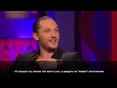 Tom Hardy on Jonathan Ross Show (18.06.2010) (русские субтитры)