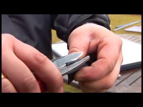 Gewächshausaufbau  Madeira Gewächshaus Aufbauanleitung Teil 2