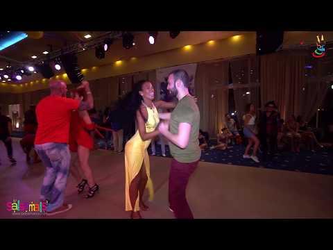 Oli Rizo (Cuba) Social Salsa (LEBANON LATIN FESTIVAL 2018)