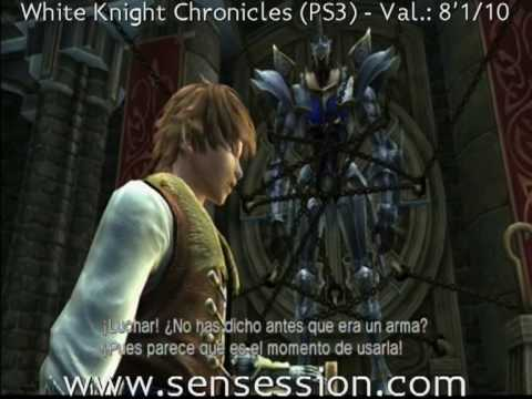 White Knight Chronicles analisis review