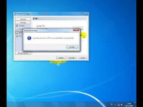 """Tutorial """"Robar Contrseñas de Hotmail Facil y Rapidó"""" (Infinity 2008 SuperRemix)"""