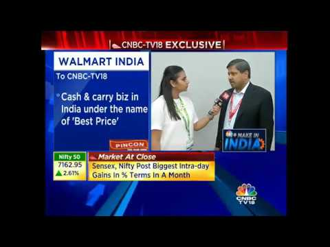 Can Create 20 More Stores In Maharshtra: Walmart India
