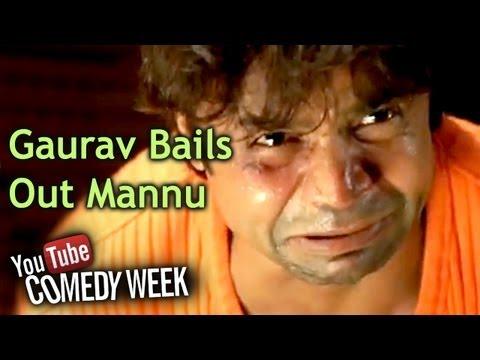 Mbpa - Comedy Scene - Akshaye Khanna - Rajpal Yadav - Archana Puran Singh - Gaurav Bails Out Mannu video