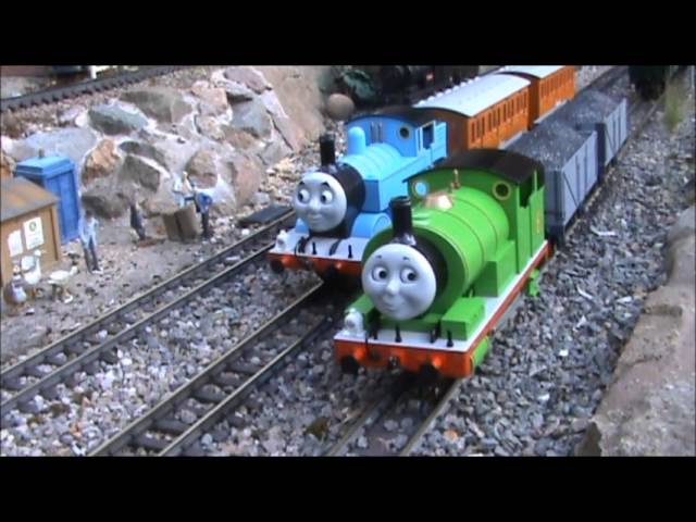 Thomas and the Forgotten Land - Full