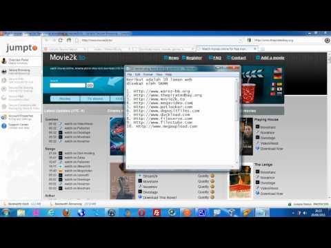 Cara Bypass Laman Web Yang Disekat