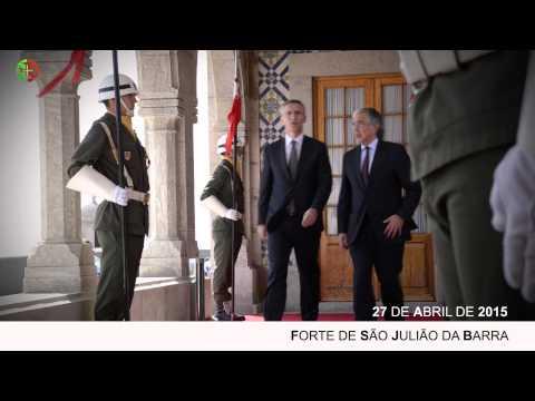 Reunião com o secretário-geral da NATO
