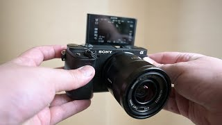 Sony a6400 Hands-on Review - NO RECORD LIMIT!!!