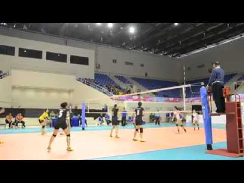 Asean University Games 2014 (MalaysiaVSPhilippines