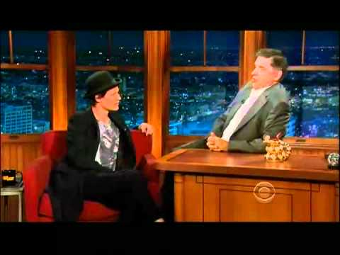 Craig Ferguson 10/17/11D Late Late Show Matt Smith