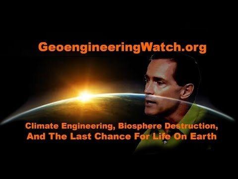 California's Drought - Climate Engineering, Biosphere Destruction