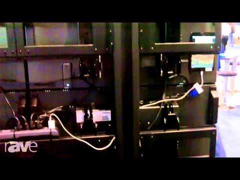 InfoComm 2013: Crimson AV Highlights The 2×2 Modular Video Cart