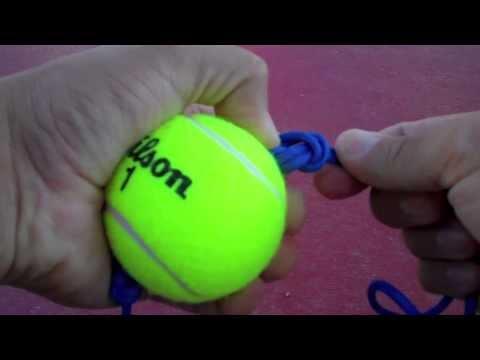 DIY Sharp Shooter Double End Ball