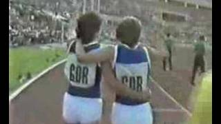 1980 Moscow Olympics Womens 4x100m relay