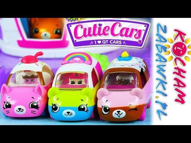 Shopkins Cutie Cars • Parada Autosłodziaków • Bajki po polsku