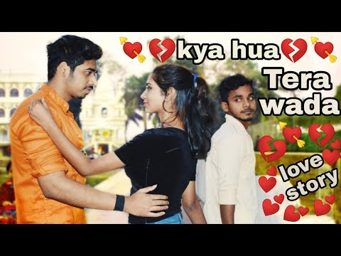 Kya Hua Tera Wada - cover song || 2019 || sad story || breakup story || breakup song || sad song
