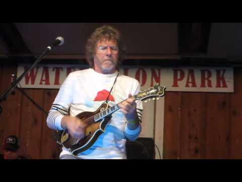 Very Tasty Mandolin Solo by the Great Sam Bush - Sam Bush Band