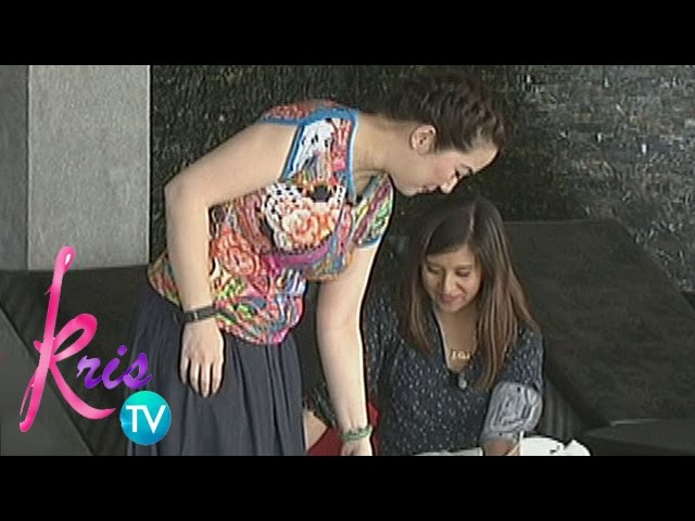 Kris TV: Jolina's blood pressure
