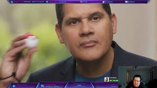 Floe Smashes and Reacts to E3 Nintendo Conference