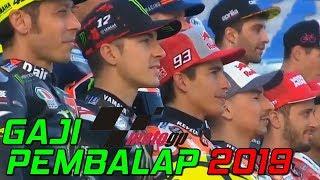 GAJI Pembalap MOTOGP 2019 TERTINGGI
