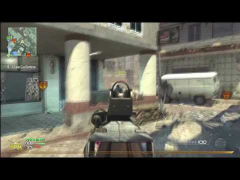 MW2: How To Rush Successfully Video