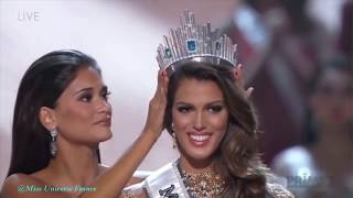 Iris Mittenaere Full Performance from Miss France to Miss Universe