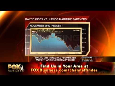 Navios Holdings Angeliki Frangou - Fox Business