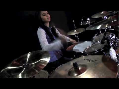 Locked Out of Heaven - Bruno Mars - Rani Ramadhany (Drum Cover)