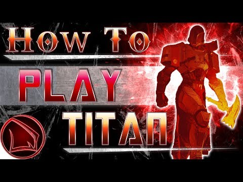 Destiny 2: How To Play Titan Tips – Sunbreaker Subclass Guide