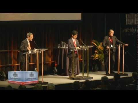 CHINA: GROW, SLOW OR BLOW? A DEBATE BETWEEN GORDON CHANG & FRANK HOLMES