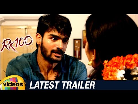 RX 100 Movie LATEST TRAILER | Kartikeya | Payal Rajput | Rao Ramesh | #RX100Trailer | Mango Videos
