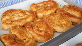 Meşhur SARIYER Böreği/ EL Açması Börek /Azime Aras